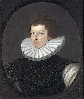 Sydmonton - Image: Circle of William Segar Sir Henry Kingsmill