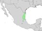 Citharexylum berlandieri range map 3.png