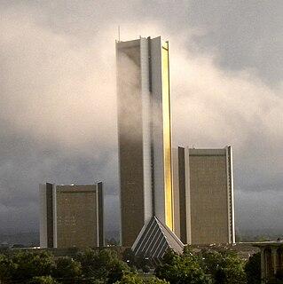 CityPlex Towers Office complex in Tulsa, Oklahoma