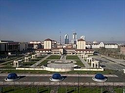 Groznyj, 2011.