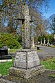 City of London Cemetery - Oliver Robert Anstead monument.jpg