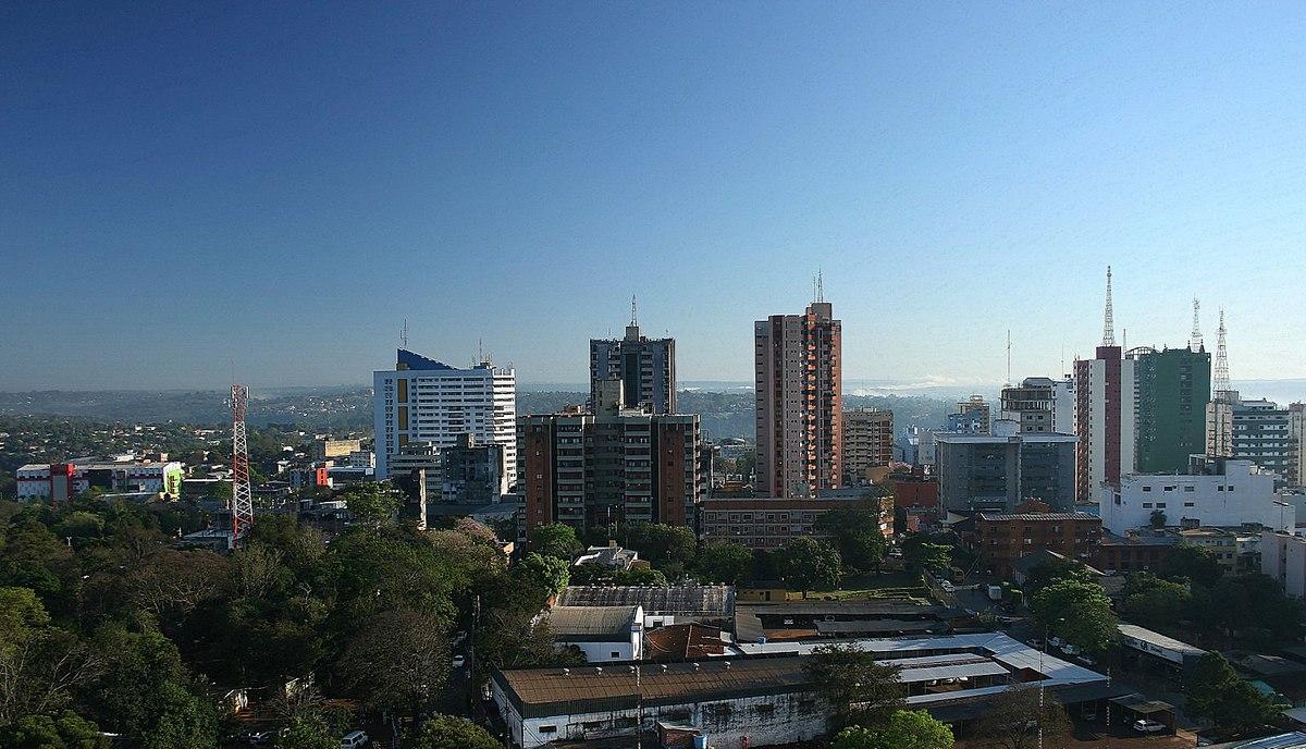 Resultado de imagem para Ciudad del Este