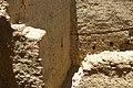 Clay walls, Al-Qasr, Egypt.jpg