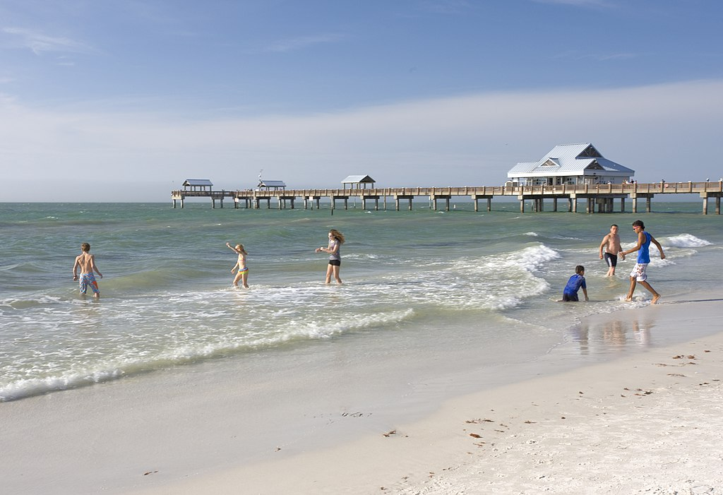 Clearwater Beach Florida Sand Key Realty