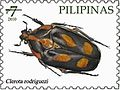 Clerota rodriguezi 2010 stamp of the Philippines.jpg