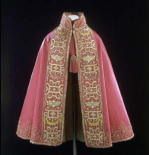 Cloak - Cloak, 1580-1600 Victoria and Albert Museum no. 793-1901