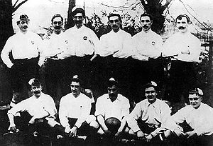 Bizcaya (football team) - Club Bizcaya