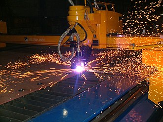 Plasma cutting - Plasma cutting