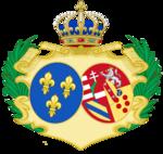 CoA de Marie-Antoinette de Austria.png