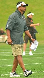 Ray Horton American football player and coach