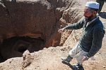 Coalition forces, Afghans work together to repair collapsed Karez DVIDS376628.jpg