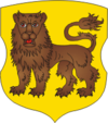 Coat of Arms of Haradok, Belarus.png