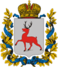 Coat of arms of Nizhny Novgorod