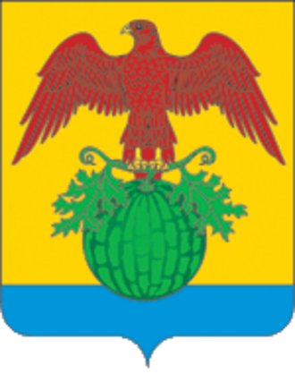 Kamyshinsky District - Image: Coat of arms of Kamyshinsky district