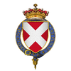 Coat of arms of Sir Ralph Neville, 1st Earl of Westmorland, KG.png