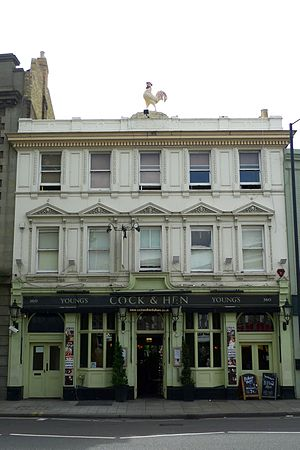 The Cock, Fulham - Image: Cock and Hen, Fulham, SW6 (5307022604)