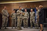 Col. Patty Wilbanks retires after 27 years of service (29911320101).jpg