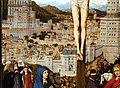 Collaboratore di Jan Van Eyck, crocifissione, 1436-1440 ca. (galleria franchetti) 04.jpg