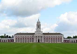 Royal Air Force College Cranwell - College Hall