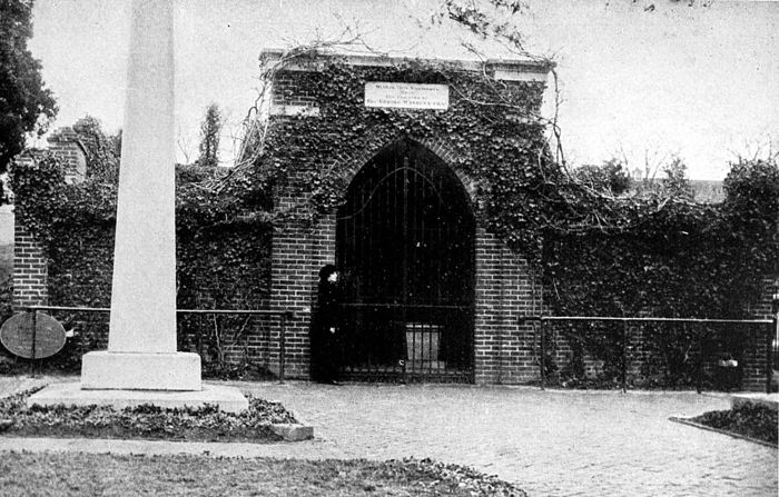 Collier's 1921 Washington George tomb.jpg