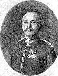 Albert Goldsmid British Army officer