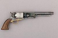 Colt Walker Percussion Revolver, serial no. 1017 MET 58.171.1 002feb2015.jpg