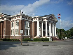 Columbus County Courthouse