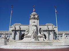 Columbus Fountain, Washington, D.C. (2013) - 1.JPG