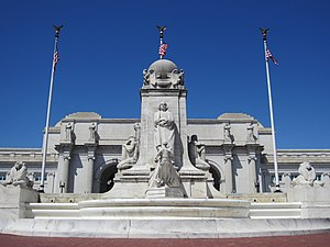 Columbus Fountain, Washington, D.C. (2013) - 1.JPG