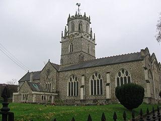 Colyton, Devon town in Devon