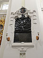 Commemorative plaque of the Saint Francis church in Warsaw - 12.jpg