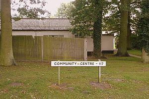 Denison Barracks - The Community Centre at Denison Barracks