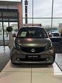 Concession Mercedes-Benz (Saint-Fons), smart fortwo, janvier 2020.jpg
