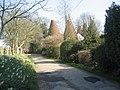 Conghurst Oast, Conghurst Lane, Hawkhurst, Kent - geograph.org.uk - 393595.jpg