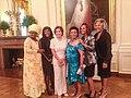 Congressmembers at U.S. Africa Leaders Summit banquet in 2014.jpg