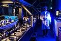 Construction du laser Apollon grand projet scientifique qui implique plusieurs laboratoires de l'Ecole Polytechnique (le LULI, LSI, LOA et LLR) (34770706320).jpg