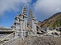 Construction of Pura Pasar Agung Batur 3.jpg