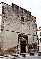 Convento de San Agustín, La Selva del Camp (1598)