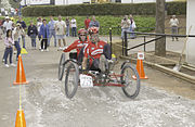 Cornell No. 2 Great Moonbuggy Race 2002