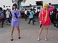 Cosplayers of Ai Asato and Reiko Katherine Akimoto 20180520b.jpg