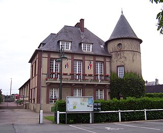 Courbépine Commune in Normandy, France