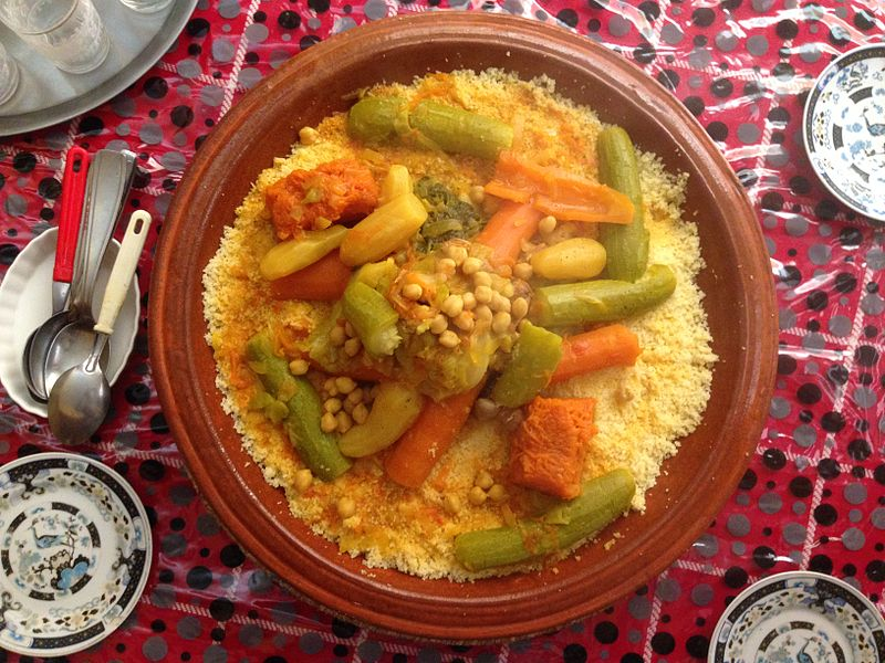 Morocco Foods They Eat