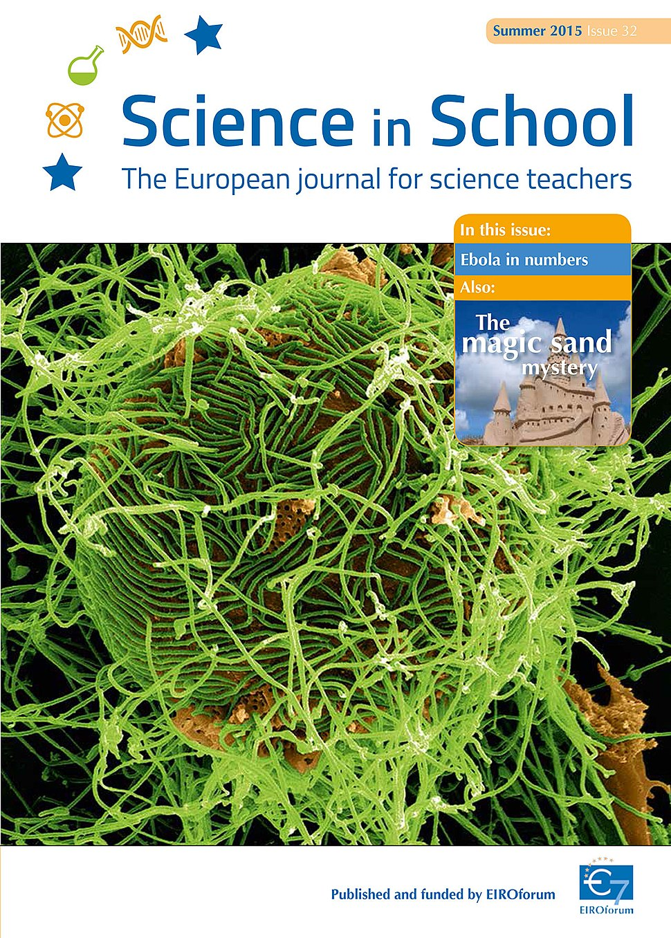 Cover of Science in School 32