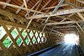 Covered bridge, interior - Williamsville, Vermont - DSC08459.JPG