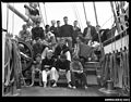 Crew of JOSEPH CONDRAD singing during a visit to Australia (8088463924).jpg