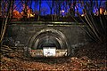 Criggleston portal by night - geograph.org.uk - 1066530.jpg