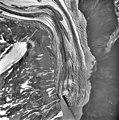 Crillon Glacier, terminus of valley glacier with large moraines, September 18, 1972 (GLACIERS 5344).jpg