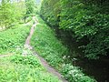 Cromford Canal - South of Whatstandwell - geograph.org.uk - 179263.jpg