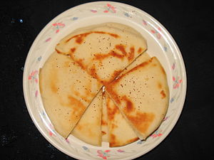 English: Pita Bread