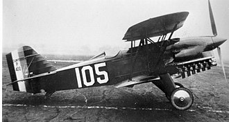Curtiss P-6 Hawk - The XP-17